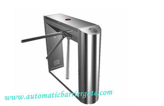 Automatic Access Control Tripod Turnstile Gate 0.2S Time Attendance