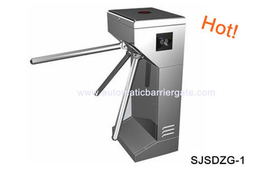 الصين Digital Double Direction Stainless Steel ID Card Tripod Turnstile Gate for Supermarket مصنع