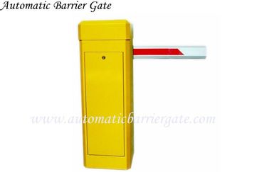 الصين 3S/6S Customizable Reliable Powder Coating Automatic Barrier Gate for School, Hospital, Living Area, Government مصنع