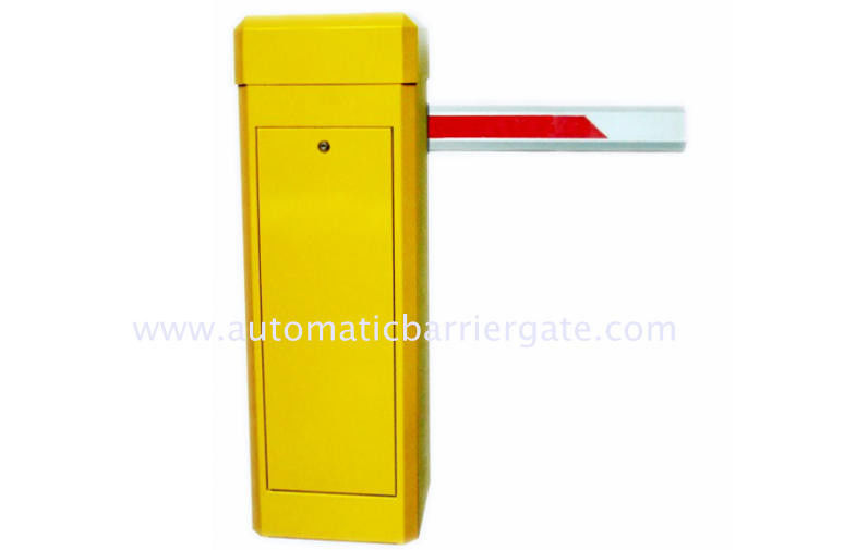 3S/6S Customizable Powder Coating Automatic Barrier Gate for School, Hospital, Living Area, Government المزود
