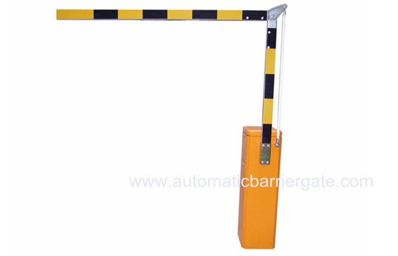3S/6S Customizable Powder Coating Economic Automatic Barrier Gate for School, Hospital, Living Area, Government المزود