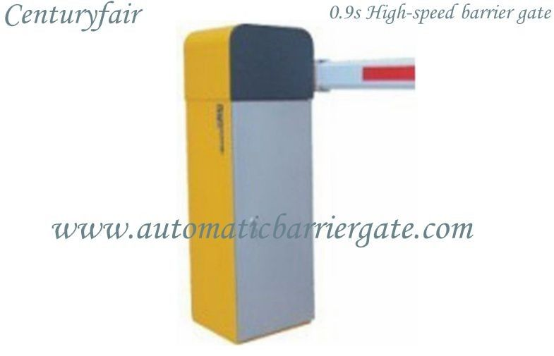 0.9s Falling Protection Car Parking / Automatic Traffic Barrier Gate for Highway المزود
