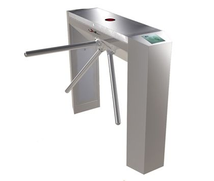 Digital Magnetic Card Rustproof Versatile Bridge Tripod Turnstile Gate for Bus Station المزود