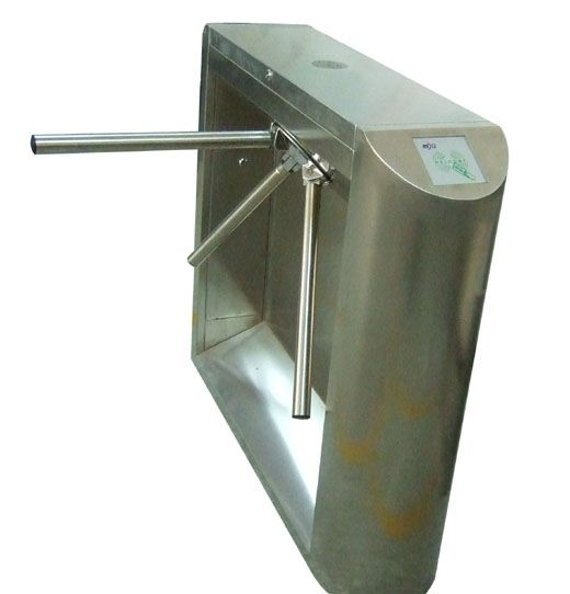 0.2s Access Control, Time Attendance Stainless Steel Tripod Turnstile Gate for Library المزود