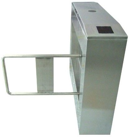 Two-way Direction 180 Angle 304# Stainless Steel Automatic Swing Gate Barrier AC220V 50Hz المزود