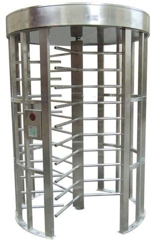 Outdoor Rustproof Full Height Turnstile with Light Alarm for Park RS485 AC220V 50Hz RS485 المزود